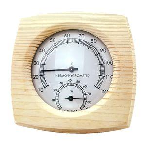 Hängendes Saunathermometer, Bad / Spa Sauna Hygro Thermograph