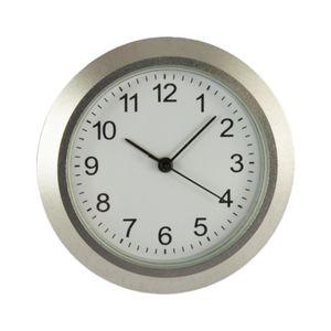 Uhrwerk aus Metall Einbau-Uhr Modellbau-Uhr Quartz Uhrwerk Ø 36,5 mm