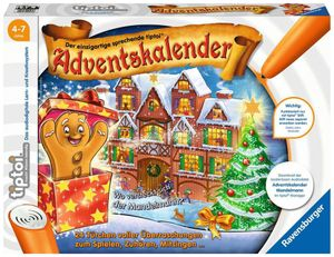 Adventskalender Mandelmann Ravensburger 00037