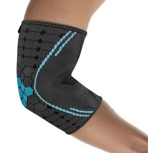 bonmedico Ellenbogen-Bandage, Gelenkbandage, Armbandage mit Kompressionsgestrick, Größe:XL