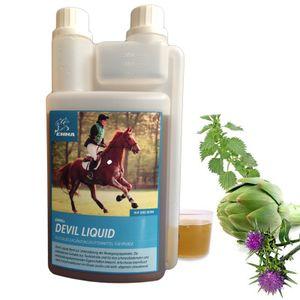 Teufelskralle für Pferde Liquid-Ergänzungsfutter für Gelenke & Bänder 1 Liter ()