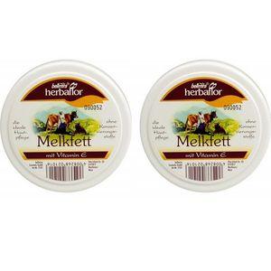 Herbaflor Melkfett mit Vitamin E, 2 x 250 ml