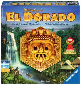 Ravensburger Wettlauf nach El Dorado Gesellschaftsspiele