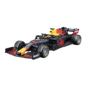 Red Bull rennwagen Max Verstappen 1:43 Druckguss schwarz/rot