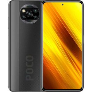 Xiaomi POCO X3 NFC 6GB 128GB Shadow Gray Smartphone 6,67 64MP 5160mAh Dual SIM Global Version HandyS