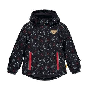 STEIFF® Mädchen Winterjacke Skijacke, Größe:116, Präzise Farbe:Marine