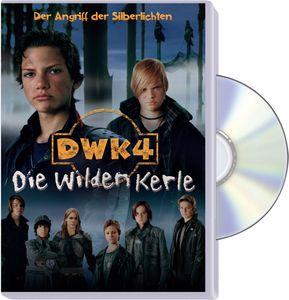 Die Wilden Kerle 4 DVD