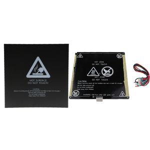 12V MK3 220X220mm Aluminiumhitzebett + Baufläche für Reprap 3D-Drucker