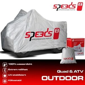SPEEDS Abdeckplane Faltgarage für QUAD / ATV 226x127x120cm