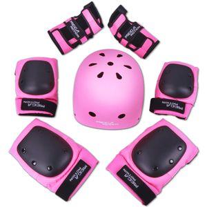 Mega Motion Einstellbare Sport Schutzausrüstung Schutz für die Sicherheitsabdeckung festlegen für Roller Fahrrad BMX Bike Skateboard Roller und Andere Extremsportarten
