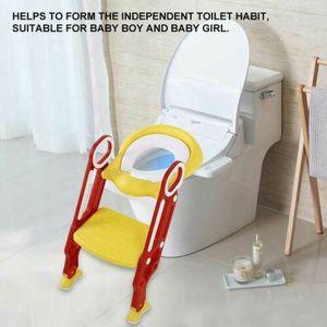 3 in 1 Töpfchen Töpfchentrainer Toilettensitz Kindertoilette Kinder WC Lerntöpfchen mit Treppe