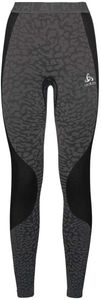 Odlo Blackcomb Hose Damen black/odlo steel grey/silver Größe S