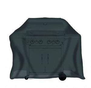 Tepro-Grillschutzhülle-Universal Abdeckhaube - für Gasgrill groß, schwarz; 8105