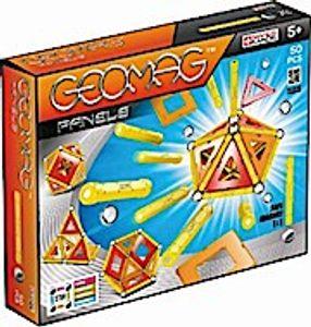 Geomag 461 - ''Panels'' Konstruktionsspielzeug, 50-Teilig