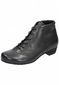 cushy by Dr. Brinkmann Damen Stiefel bis 20 cm Höhe/Absatz Schuhe grau