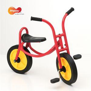 Weplay KM5512 Roller Fahrrad mit Pedalen, rot (1 Stück)