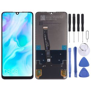 Für Huawei P30 Lite Display Full LCD Einheit Touch Ersatzteil Reparatur Schwarz Neu
