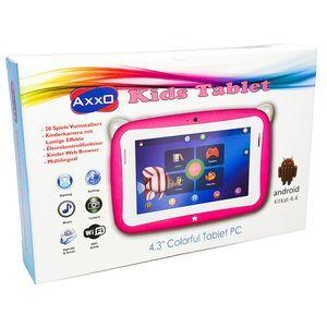 Mini Kinder Tablet  ST-212 mit vorinstallierten Spielen und Kinderkontroll Funktion