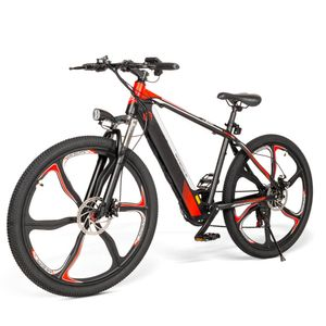 """Samebike LO26 26"""" Elektrofahrrad E- Bike Mountainbike Smart Faltrad Shimano 21 Speed, 3 Arbeitsmodi,  25 km/h, Reichweite 70km, mit Doppelscheibenbremsen Speichenfelge, 48V 10.4AH 350W, bis 150kg, Schwarz"""