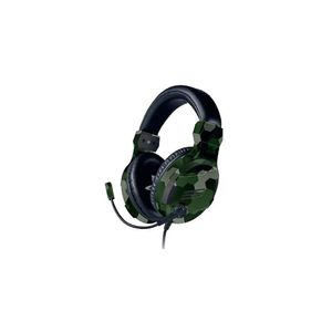 BigBen PS4 Stereo-Headset V3 (blau), Farbe:Camouflage