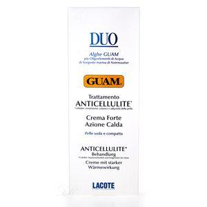 Guam Cellulite Creme mit starker Wärmewirkung 200ml