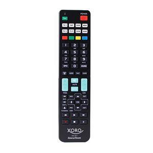XORO XRC 8F1 Universalfernbedienung für bis zu 8 Geräte