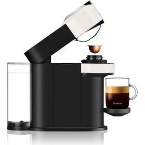 DeLonghi ENV 120.WAE VertuoNext Nespressoautomat weiß inkl. Aeroccino3, Farbe:Weiß