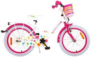 18 Zoll Fahrrad Kinder Mädchen Fahrrad Kinderfahrrad Mädchenfahrrad Rad Bike Mädchenrad Rücktrittbremse Rücktritt Volare Ashley 91814