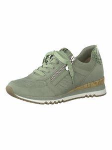 Marco Tozzi Damen Sneaker khaki 2-2-23781-26 F-Weite Größe: 39 EU