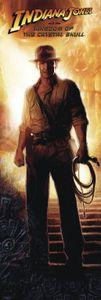 Indiana Jones Poster Kingdom of the Crystal Skull - Langbahnposter