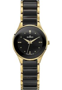 Dugena 4460771 Keramik Damen-Armbanduhr Ronda Ceramica