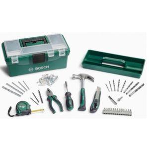 73-teilige DIY Starter Werkzeugbox
