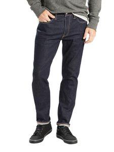 Levi's Herren 502 Regular Taper Ketten Rinse Jeans, Blau 33W x 30L