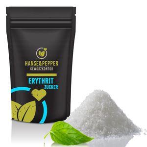 1kg Erythrit Erythritol kalorienfreier Zucker 100% Vegan Diät Zucker Eimer