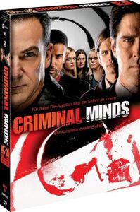 Criminal Minds - Staffel #2 (DVD) 6DVDs Min: 965DDWS