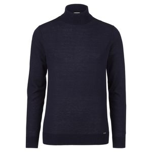Olymp Bezner Pullover, Farbe:18 marine, Größe:M