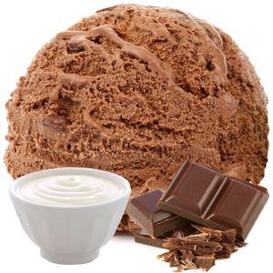 Joghurt Schoko Geschmack Eispulver Softeispulver 1:3 - 1 kg