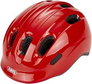 ABUS Smiley 2.0 Helm Kinder sparkling red Kopfumfang M | 50-55cm