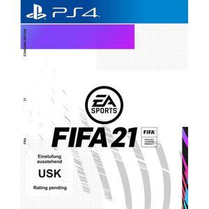 Sony PS4 FIFA 21, Gaming, Fußball, Sport, Playstation, Animation, Sport & Spiel
