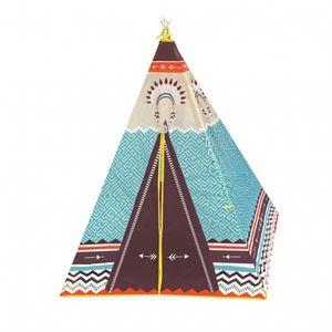 Tipi Indianer Zelt Wigwam Kinderzelt Indianerzelt Spielzelt