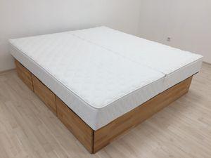 Doppeltuch Matratzenbezug Wasserbett-Bezug Standard Antiallergisch 180x200