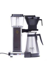 MOCCAMASTER Filterkaffeemaschine mit Thermoskanne Silbern KBGT 741 1520 W