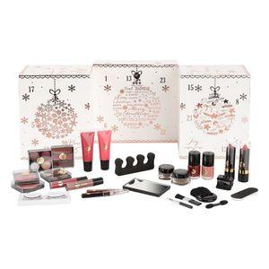 Accentra Make-Up Adventskalender für Frauen im Würfel-Design