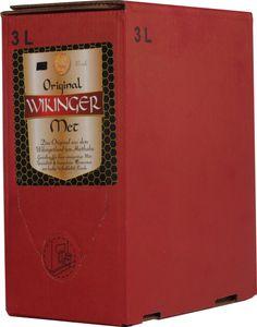 Original Wikinger Met Honigwein 3,0 L 11% Vol.Alk.