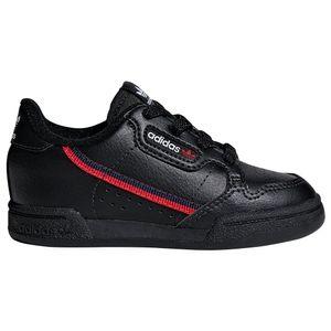 Adidas Originals Continental 80 El Infant Core Black / Scarlet / Collegiate Navy EU 19