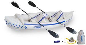 Sea Eagle 330 Pro Tandem Kajak für Einsteiger