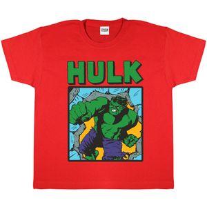 Marvel - Smash T-Shirt für Mädchen PG610 (116) (Rot)