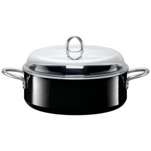 Silit Schmortopf Kochtopf aus der Serie Professional Silargan 28cm