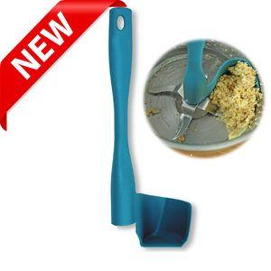 Rotary Scraper OUTAD Zum Entfernen von Thermomix Sammeln und Portionieren von Küchenutensilien für Küchenmaschinen