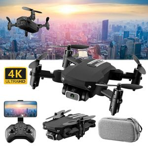 WIFI FPV 4K faltbare Selfie Drohne RC Quadcopter Drohne Kamera  w/Portable Tasche